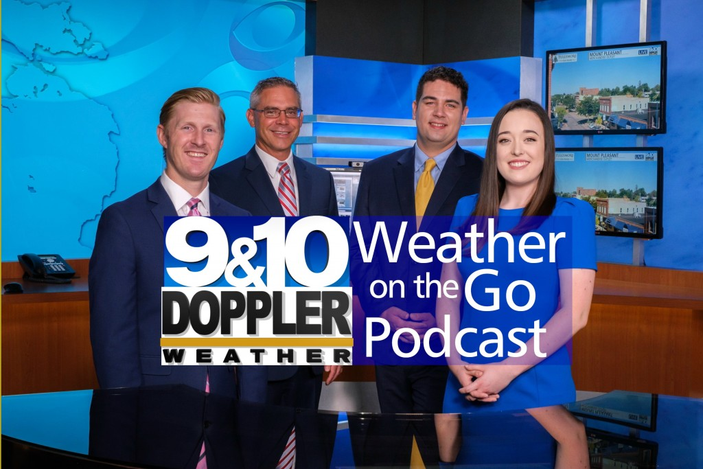 Weather On The Go Podcast