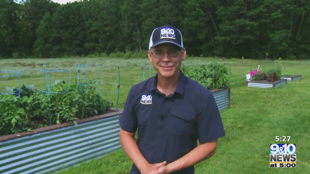 What's Growing With Tom: Questions For The Soil Scientist
