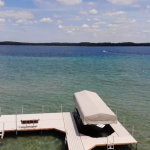 Amazing Northern Michigan Homes: French Point on Torch Lake