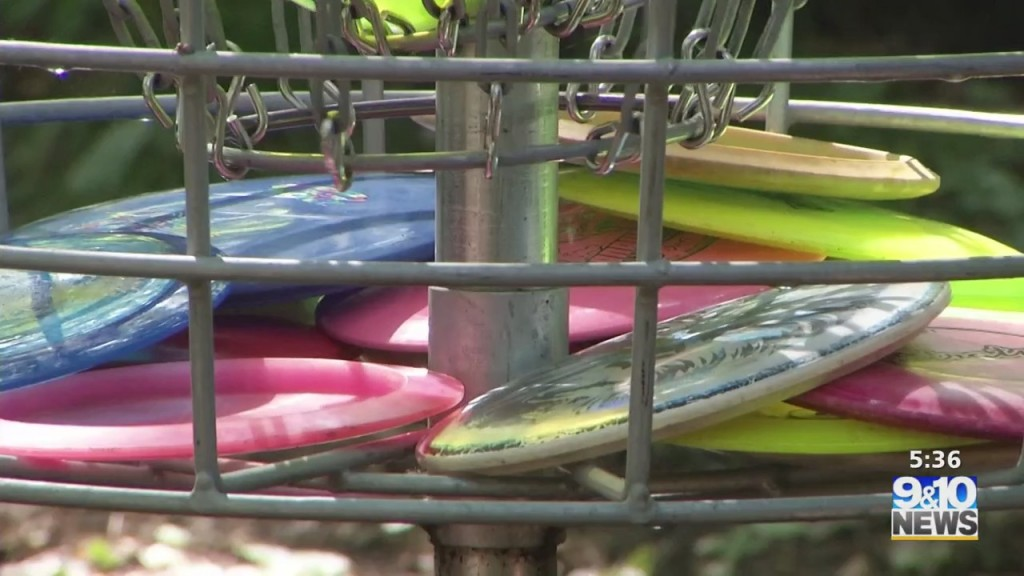 """Northern Michigan Man To Host Free """"introduction To Disc Golf"""" Clinic This Weekend"""