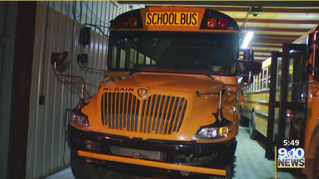 Mtm On The Road: Heading Back To School With Mcbain Rural Agricultural School
