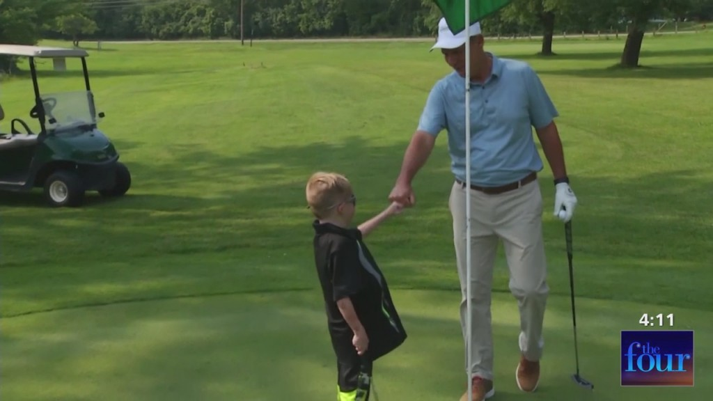 The Four: Noah Williams: Putt Ing Through Life's Journey