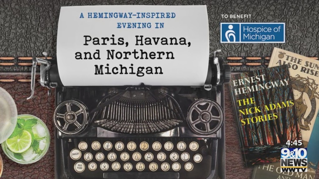 The Four: Hemingway Inspired Event Supports Hospice Of Michigan