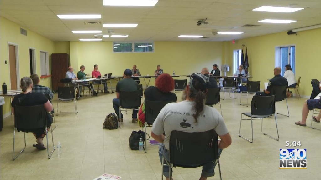 Green Lake Township Votes To Hold Federal Covid 19 Relief Money