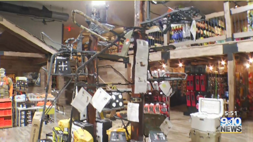 Mtm On The Road: Ausable River Outfitters Suits Up For Fall Recreation