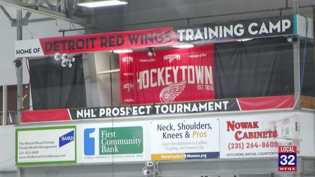 Nhl 2021 Prospect Tournament Begins At Centre Ice Arena