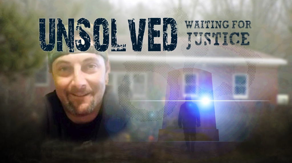 Unsolved Waiting For Justice Graphic