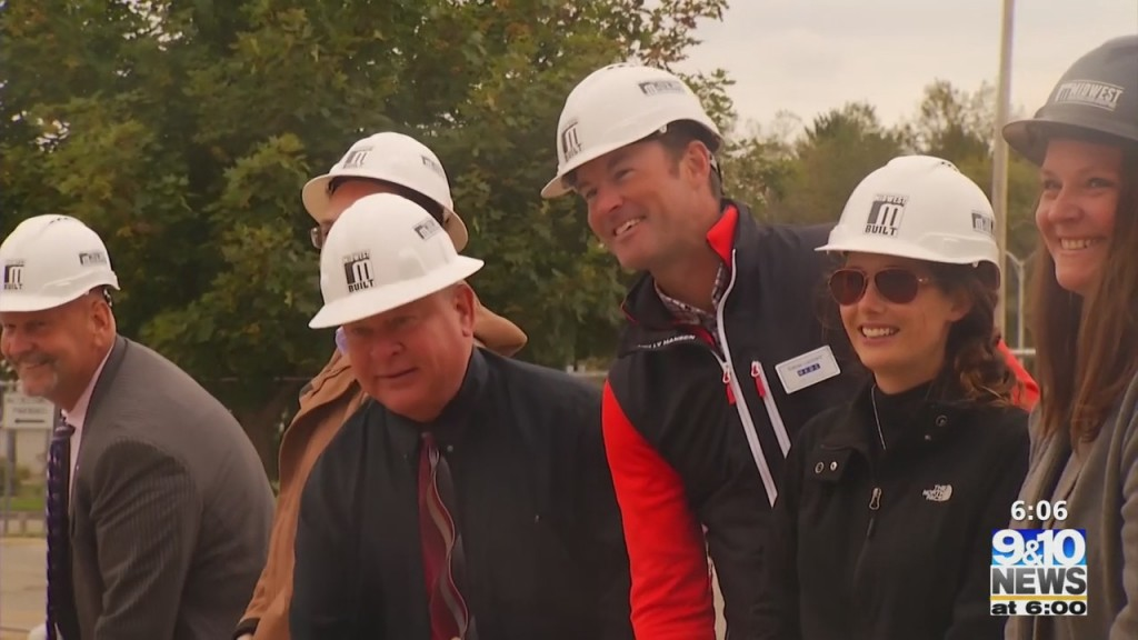 Grayling Breaks Ground On 42 Unit Apartment Complex Downtown