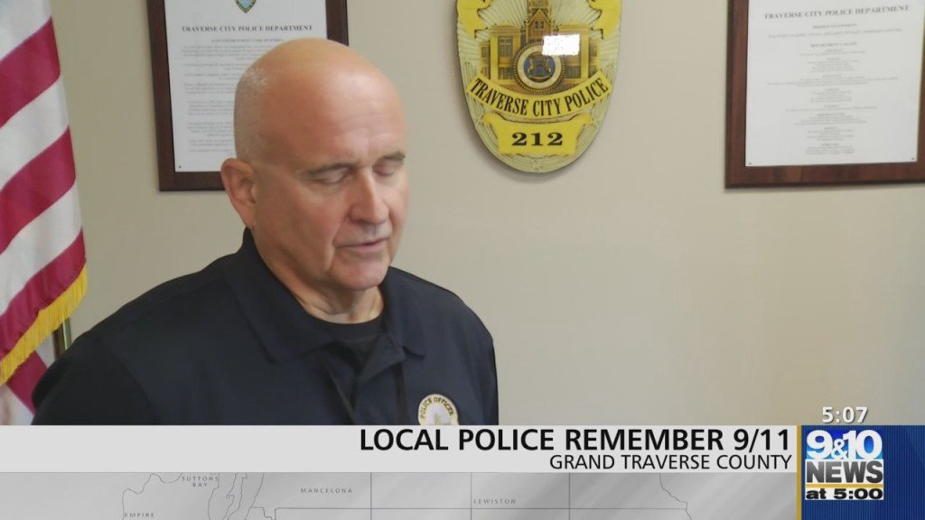 Local Police Look Back On September 11th