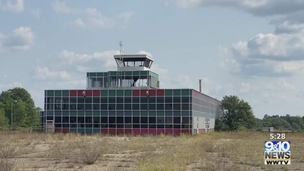 Sights And Sounds: Abandon Airport In Reed City