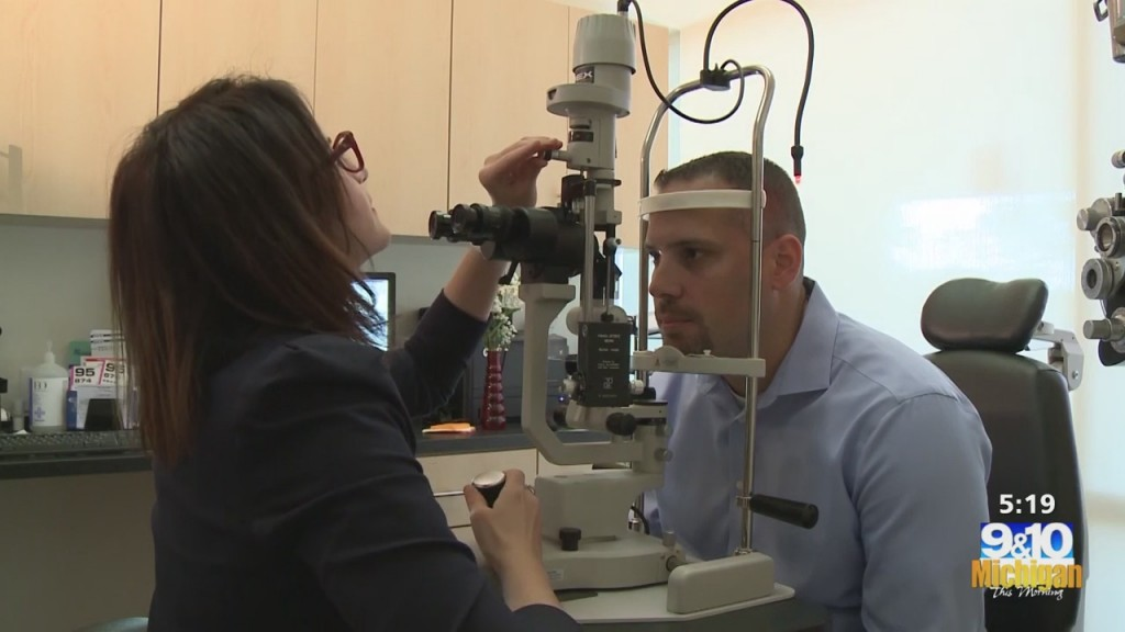 Healthy Living: Eye Exams Could Save Your Life