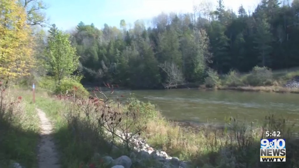 Sights And Sounds: Manistee River And North Country National Scenic Trail