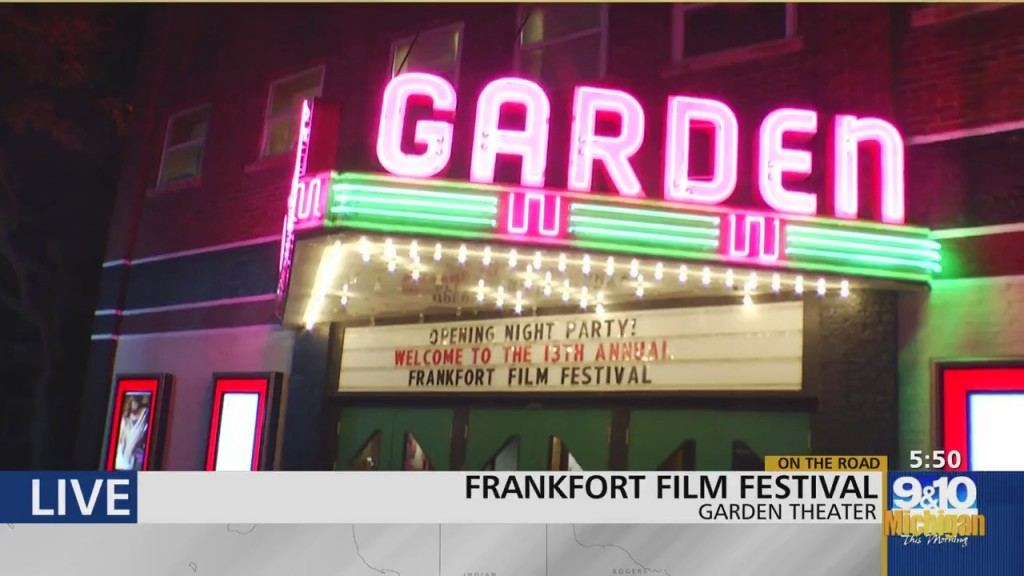 Mtm On The Road: Frankfort Film Festival Returns To The Garden Theater