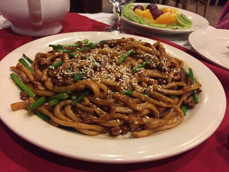 Uyghur Food Crystal City