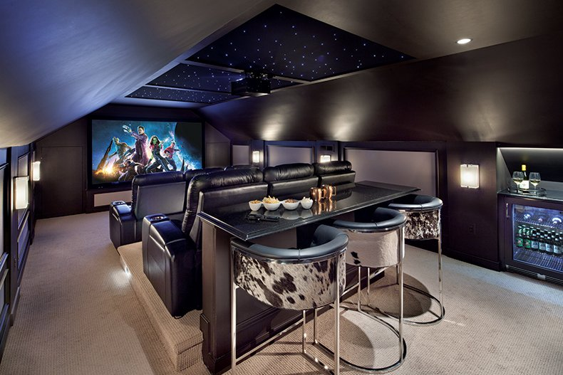 great spaces a killer home theater