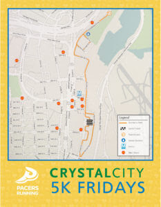 Crystal City 5K Fridays @ Crystal City