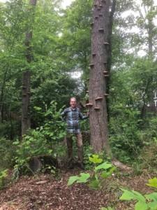 """Natural Wonders"" Community Art Project Opening @ Howard E. Herman Stream Valley Park"