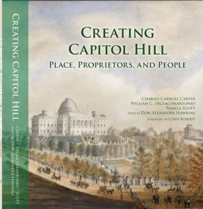Ford Evening Book Talk: Creating Capitol Hill @ George Washington's Mount Vernon