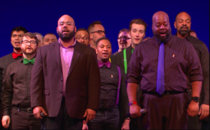 The Gay Men's Chorus of Washington: It Takes Two @ Signature Theatre