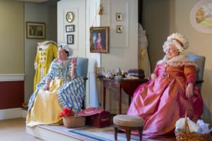 A Tale of Two Marthas: Tea with Lady Washington @ George Washington's Mount Vernon