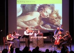 National Chamber Ensemble - Masters of the Italian Baroque @ Gunston Arts Center - Theater 1