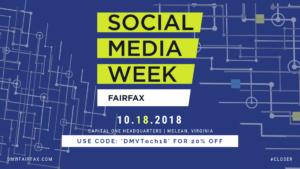 Social Media Week Fairfax @ Capital One Headquarters