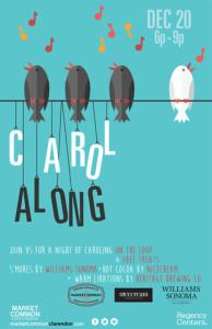 Sing A Long Caroling at Market Common Clarendon @ Market Common Clarendon