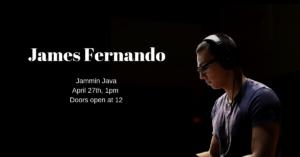 James Fernando @ Jammin Java