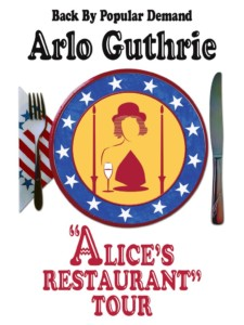 Alice's Restaurant Tour @ The Birchmere Music Hall