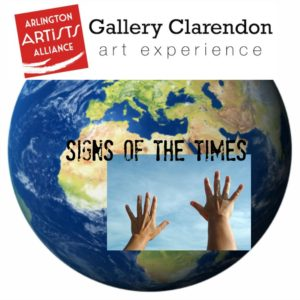 """Signs of the Times"" at Gallery Clarendon @ Gallery Clarendon"