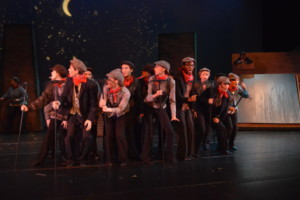 Disney's Newsies @ Kenmore Middle School Theatre