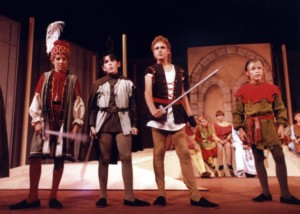Robin Hood @ Gunston Arts Center - Theatre One