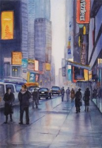"""Cityscapes and Landscapes"" Art Exhibit during January at Gallery Underground @ Gallery Underground"