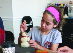 Parent & Child Needle Felting Workshop @ Art House 7