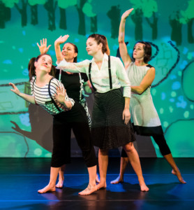 Jane Franklin Dance Day Camp Ages 6-11 @ Theatre on the Run