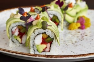 Sushi & Jazz @ Fyve Restaurant & Lounge at The Ritz-Carlton, Pentagon City