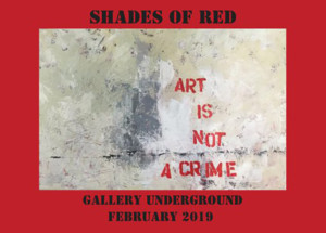 February Exhibits at the Gallery Underground @ Gallery Underground