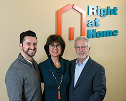 Right at Home Northern Virginia owners