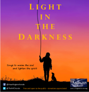 """The Arlington Chorale - """"Light in the Darkness"""" @ Westover Baptist Church"""