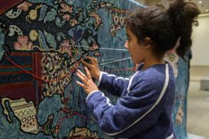 Our Stories of Migration with Natalia Nakazawa @ Arlington Arts Center