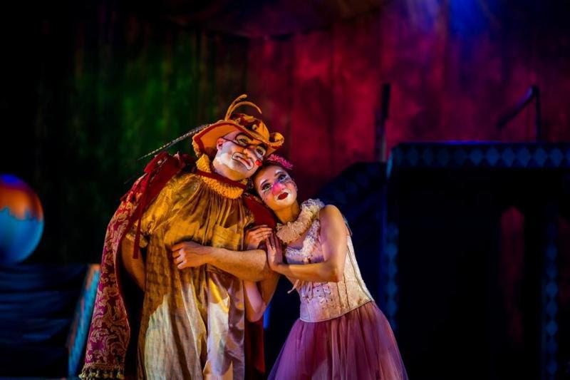 Cyrano de Bergerac @ Synetic Theater