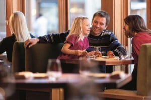 Father's Day Brunch @ Fyve Restaurant & Lounge at The Ritz-Carlton Pentagon City