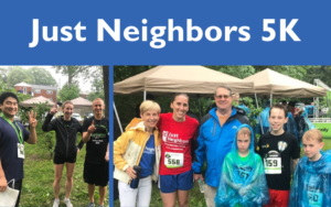 Just Neighbors Generosity 5K @ Bluemont Park