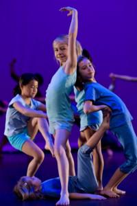 Jane Franklin Dance: Summer Camp (Ages 5-12) @ Arlington County Cultural Affairs Building