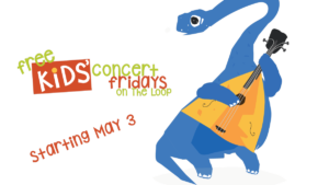 FREE Kids' Concert Fridays at Market Common Clarendon @ Market Common Clarendon