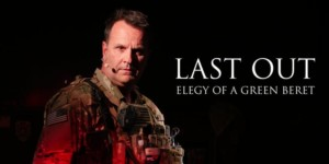 LAST OUT - Elegy of a Green Beret @ Richard J Ernst Community Cultural Center