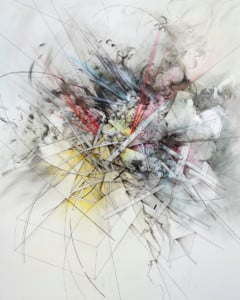 """Escape Velocity"" Exhibit by Singapore-Born Abstract Artist, Chee-Keong Kung @ The Fred Schnider Gallery of Art"