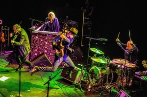 The Waterboys @ Lincoln Theatre
