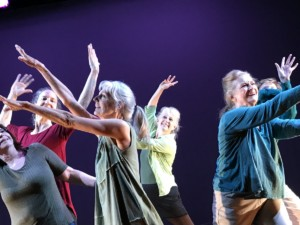 Forty+ Project- Jane Franklin Dance @ Theatre on the Run
