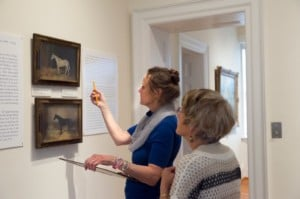 Sunday Sketch with Anne Marie Paquette @ National Sporting Library & Museum